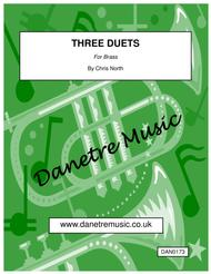 Three Duets For Brass