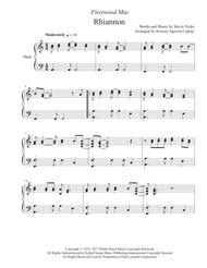 Rhiannon - Fleetwood Mac (Solo Harp Arrangement)