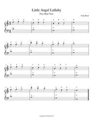 Little Angel Lullaby For Harp