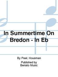 In Summertime On Bredon - In Eb