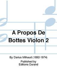 A Propos De Bottes Violon 2