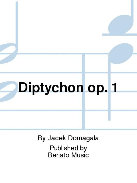 Diptychon op. 1