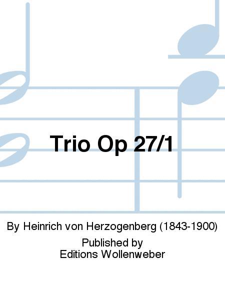 Trio Op 27/1