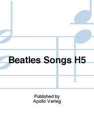 Beatles Songs H5