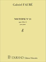 Nocturne N 11 Piano