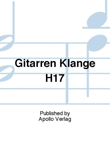 Gitarren Klange H17