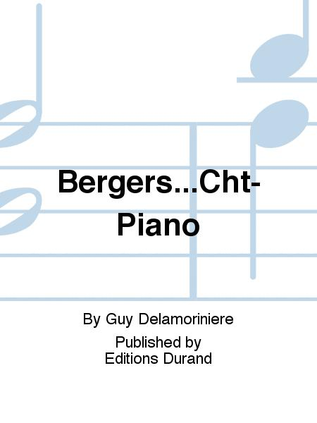 Bergers...Cht-Piano