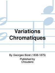 Variations Chromatiques