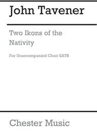 Two Ikons Of The Nativity
