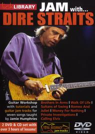 Jam With Dire Straits With Downloadable Audio