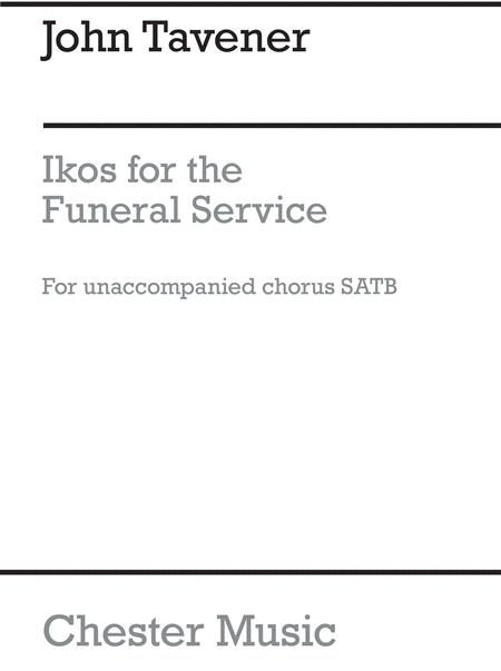 Ikos For The Funeral Service