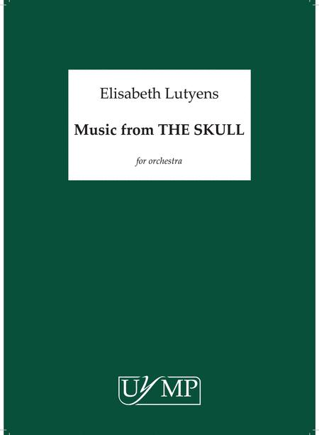 Music From 'The Skull' - Study Score