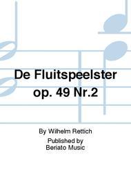 De Fluitspeelster op. 49 Nr.2