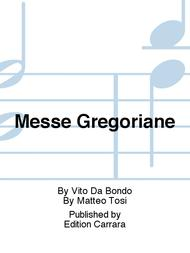 Messe Gregoriane