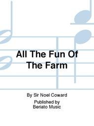 All The Fun Of The Farm