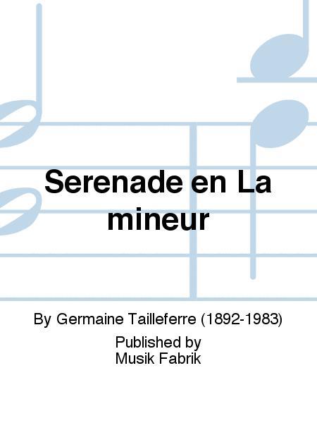 Serenade en La mineur