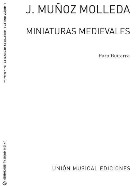 Miniaturas Medievales