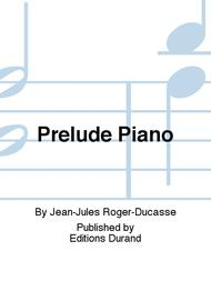 Prelude Piano