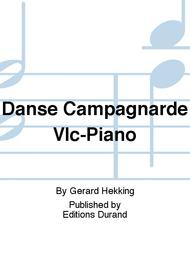 Danse Campagnarde Vlc-Piano