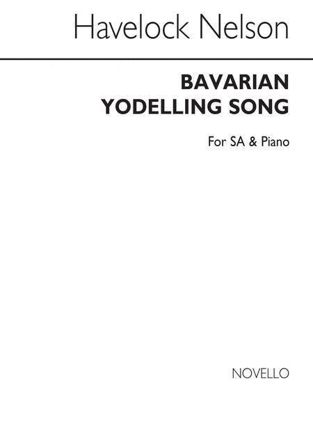 Bavarian Yodelling Song Sa/Piano