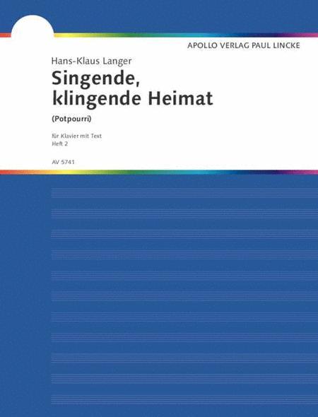 Singende, klingende Heimat Heft 2