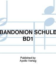 BANDONION SCHULE BD1