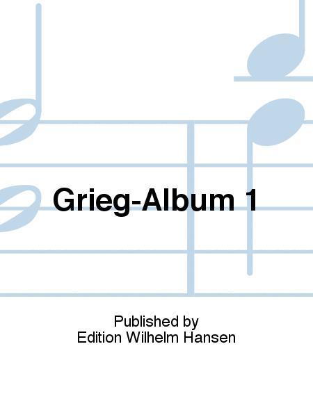 Grieg-Album 1