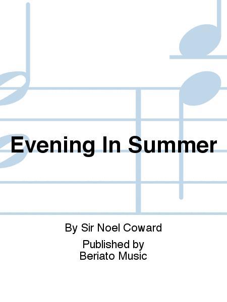 Evening In Summer