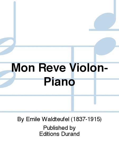 Mon Reve Violon-Piano