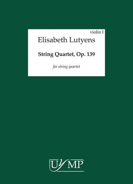 String Quartet Op.139