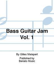 Bass Guitar Jam Vol. 1