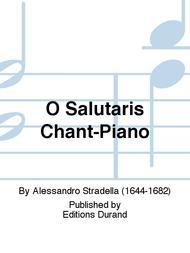 O Salutaris Chant-Piano