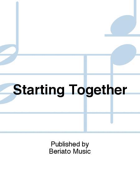 Starting Together