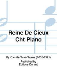 Reine De Cieux Cht-Piano