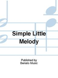 Simple Little Melody