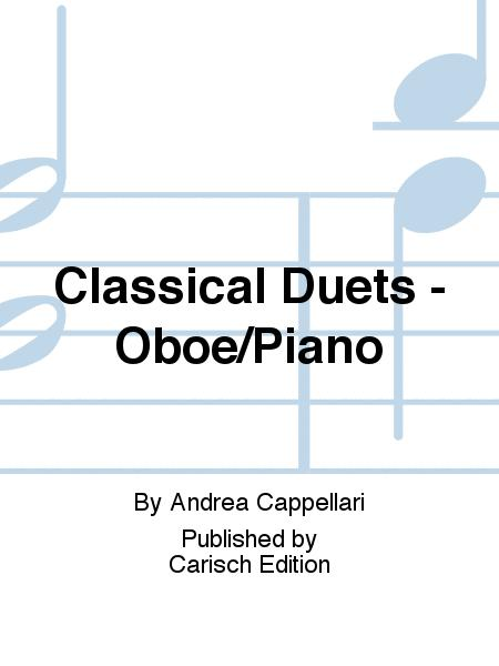 Classical Duets - Oboe/Piano