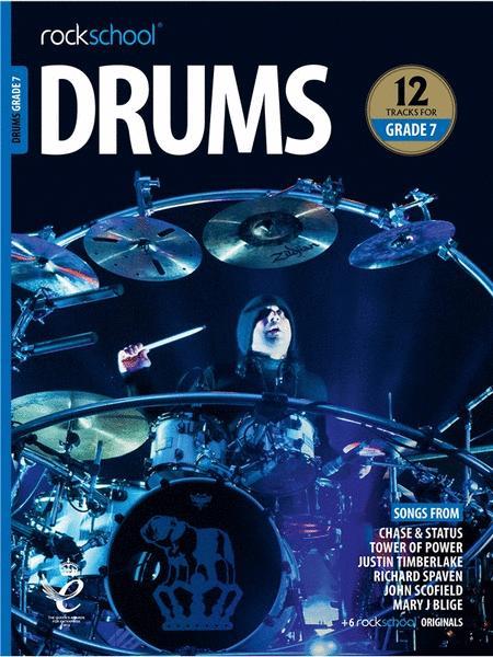 Rockschool Drums Grade 7 (2018)