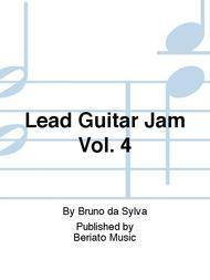 Lead Guitar Jam Vol. 4