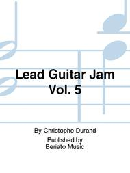 Lead Guitar Jam Vol. 5