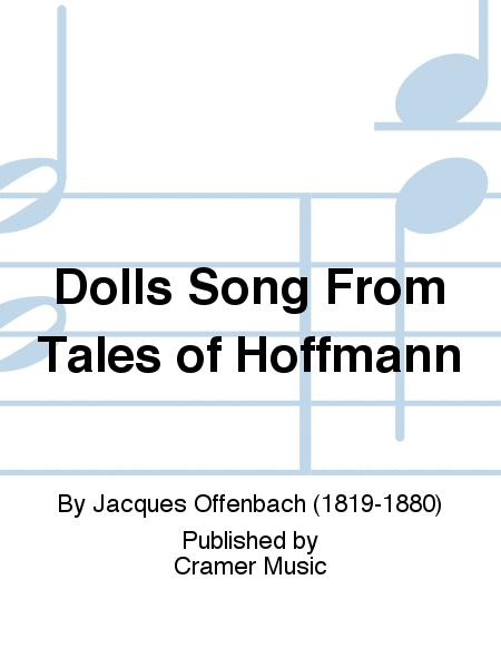 Dolls Song From Tales of Hoffmann