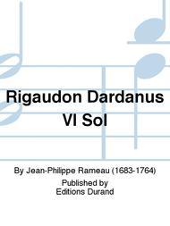 Rigaudon Dardanus Vl Sol