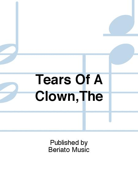 Tears Of A Clown,The