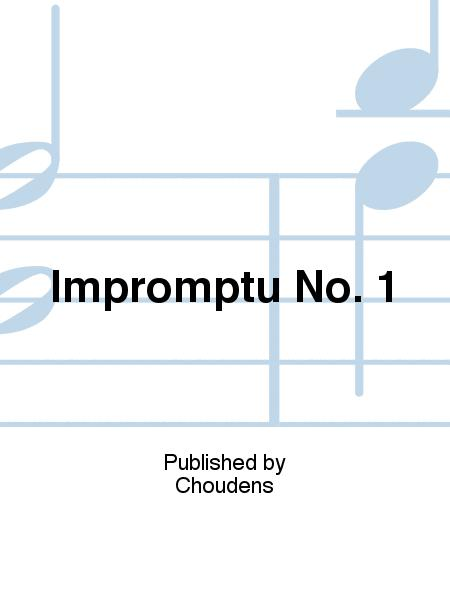 Impromptu No. 1