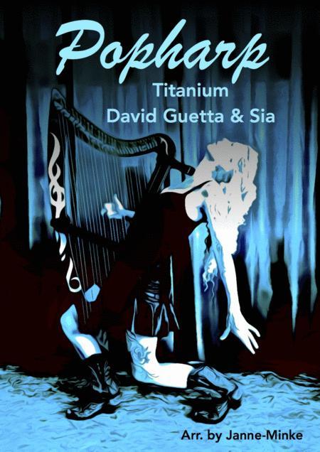 Titanium - Harp solo easy version