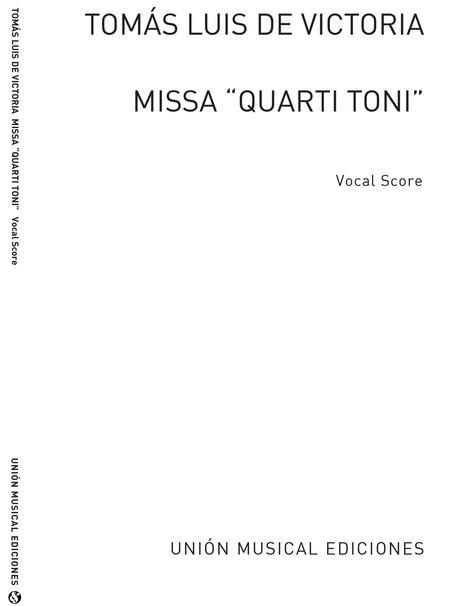 Quarti Toni Misa Completa 4