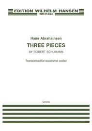 Three Pieces By Robert Schumann