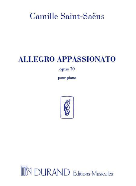 Allegro Appassionato Opus 70