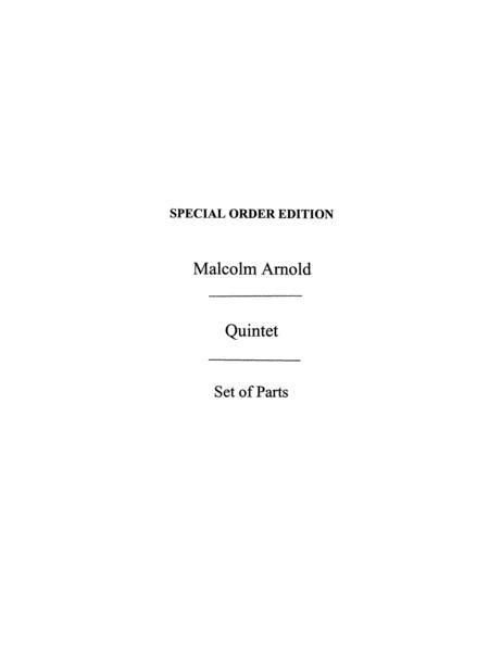 Quintet Op.7