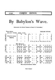 By Babylons Wave