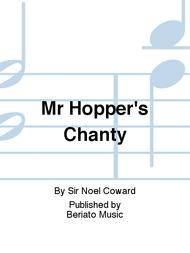 Mr Hopper's Chanty